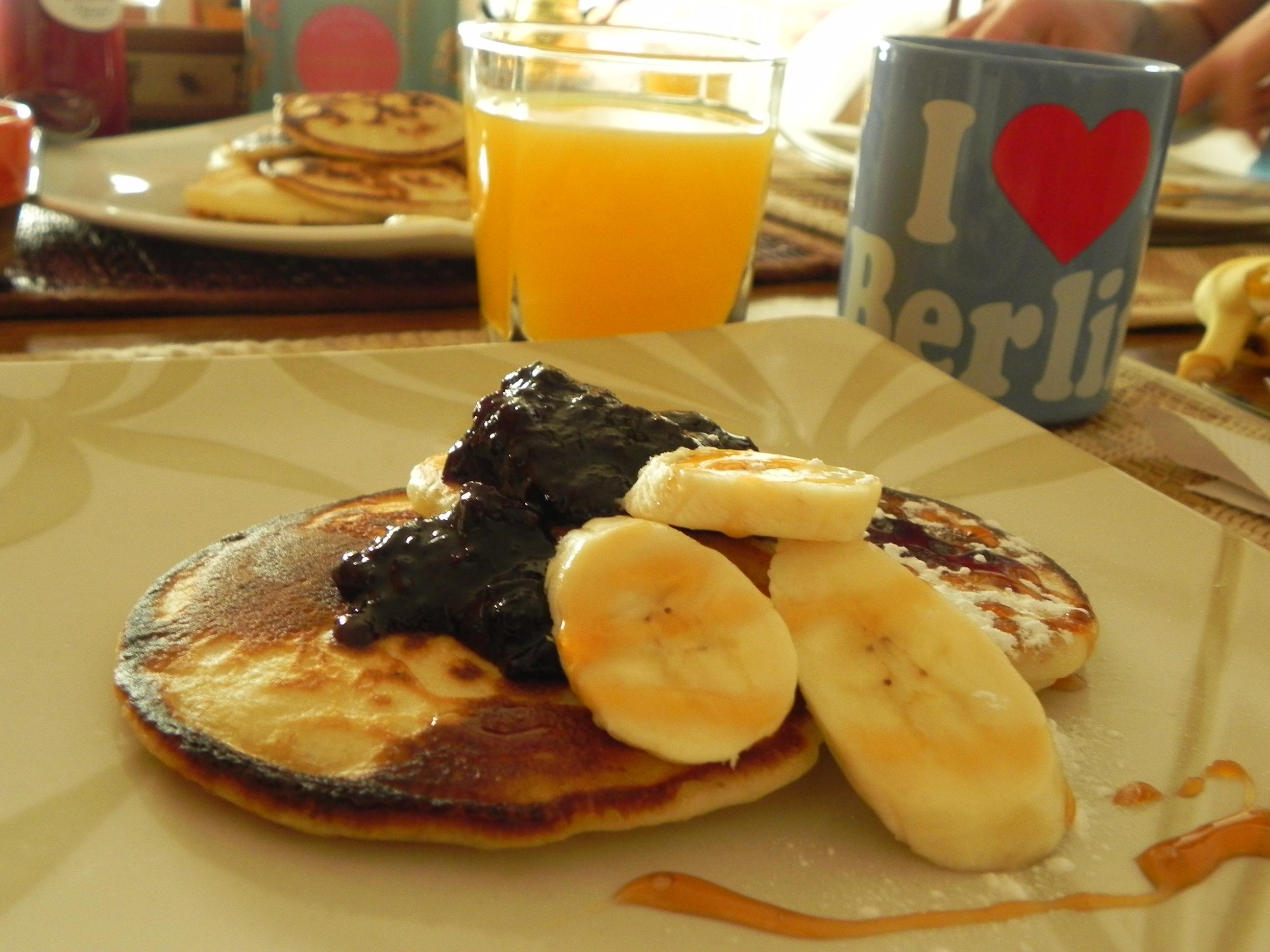 Desayuno Americano Imagen