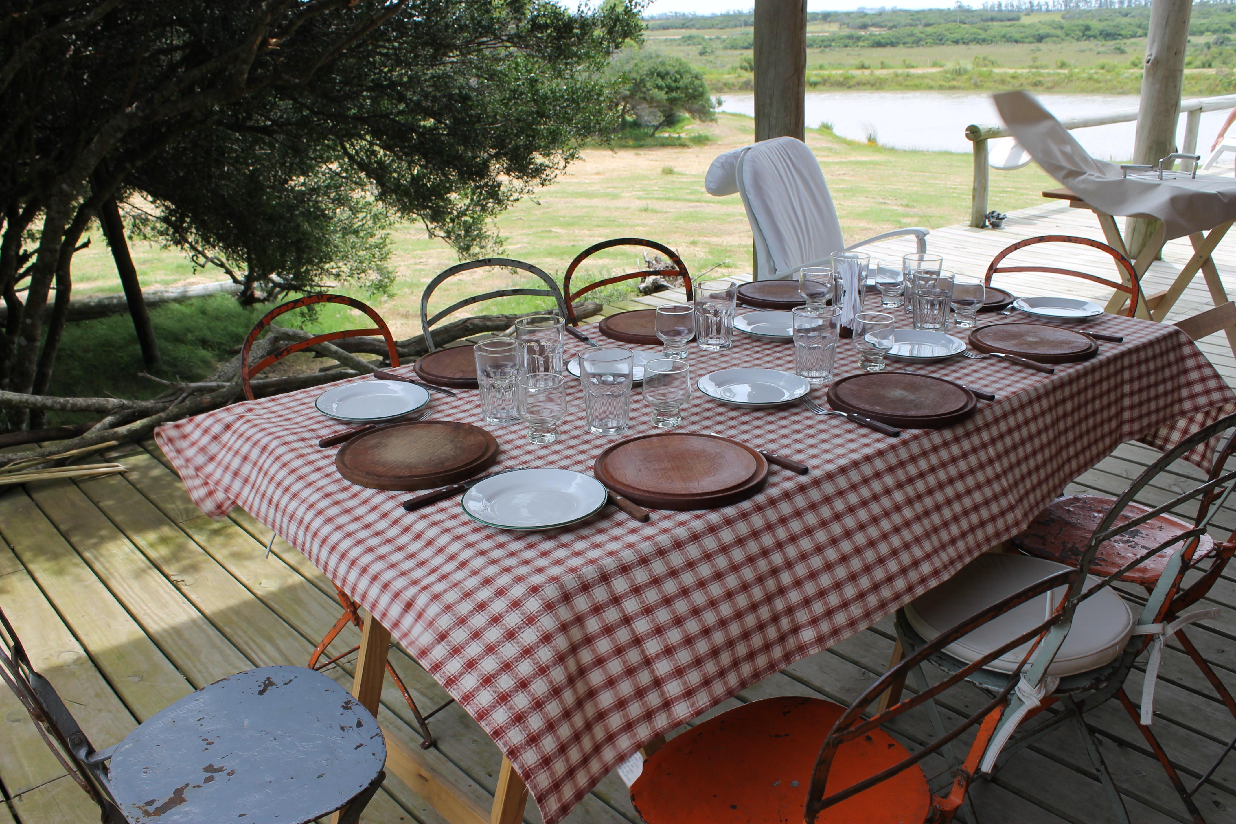 El asado del ingl s gourmetology for Mesa comer